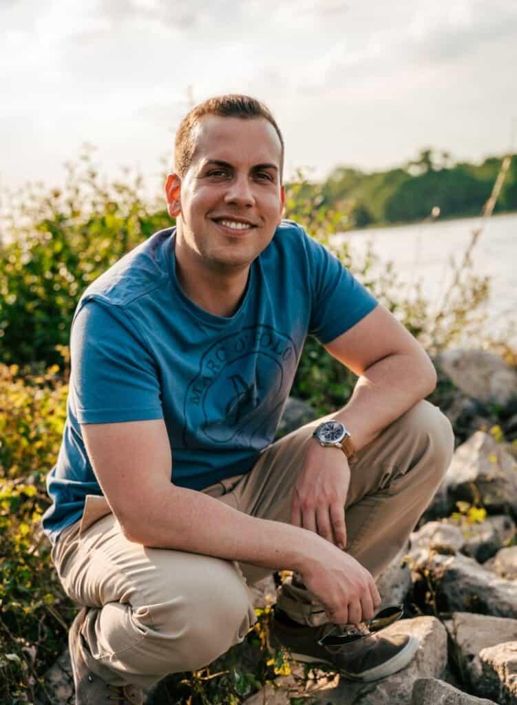 Daniel Pullem ist Experte für persönliche Transformation